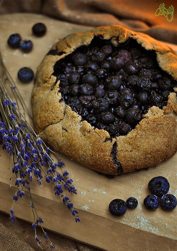 Crostata - inspiracja TES: Skyrim / Fot. Nerds' Kitchen /materiały źródłowe