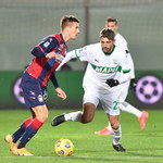 Crotone - US Sassuolo 1-2 w meczu 22. kolejki Serie A. Porażka drużyny Recy