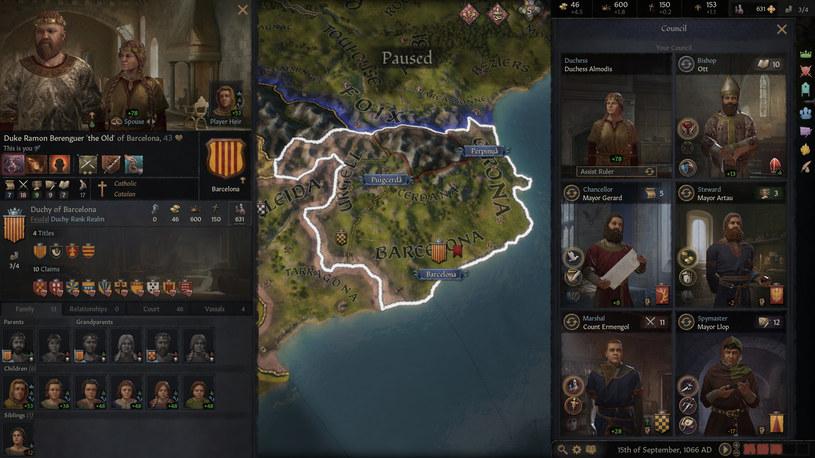 Crusader Kings III /materiały prasowe