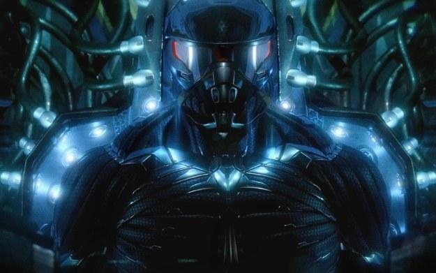 Crysis 3 - motyw graficzny /materiały prasowe