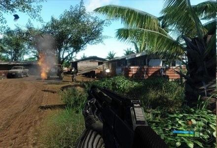Crysis - na próżno szukać bardziej wymagającej gry na PC. /materiały prasowe
