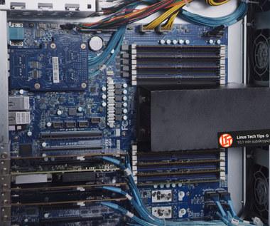 Crysis odpalony bez karty graficznej na procesorze AMD za 19 tysięcy
