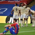 Crystal Palace - Manchester United 0-2 w meczu 36. kolejki Premier League