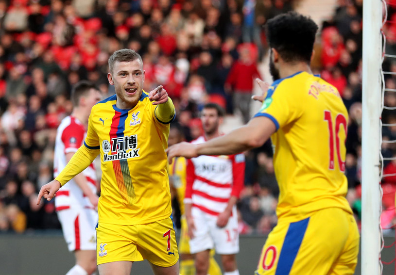 Crystal Palace /Getty Images