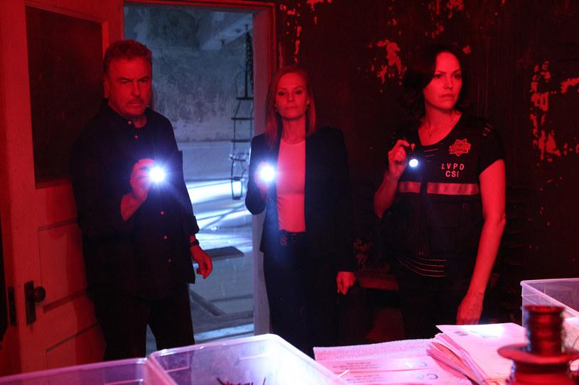 """CSI: Kryminalne zagadki Las Vegas"": Sezon 16. /AXN"