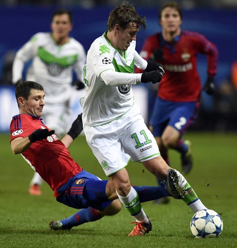 CSKA - Wolfsburg /AFP