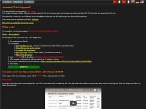 CTB-Locker powrócił. Atakuje serwery WWW