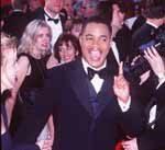 Cuba Gooding Jr., szczęśliwy zdobywca Oscara /