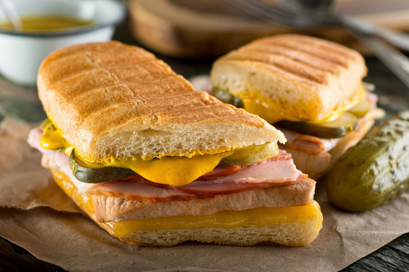 Cubano Sandwich /123RF/PICSEL