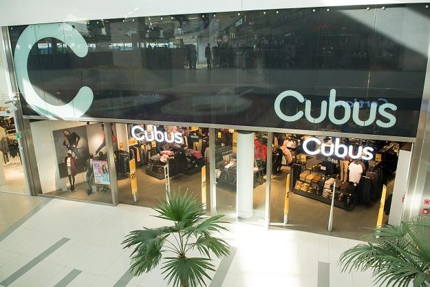 Cubus - sklep w Gliwicach. Fot. Daniel Dmitriew /FORUM