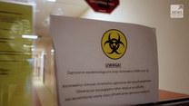 """Cud narodzin w czasach pandemii. Program """"Raport"""" w Polsat News"""