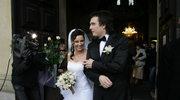 Cugowski już po ślubie