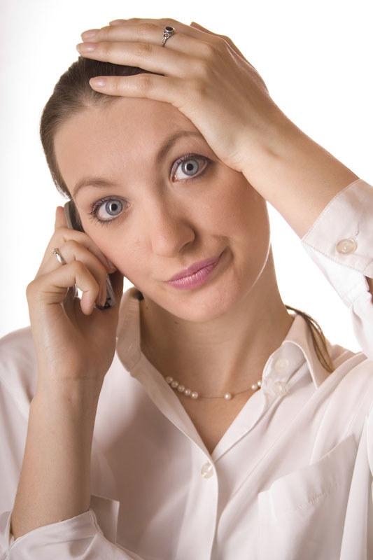 Cujesz sie zadręczana telefonami w środku nocy albo w godzinach pracy? Nie odbieraj!  /© Panthermedia