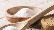 Cukier i sól w kosmetyce