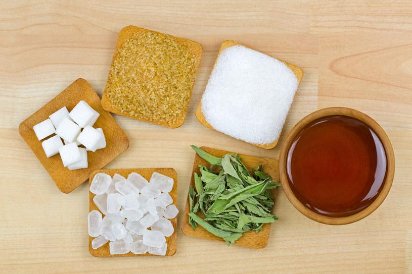 Cukier występuje pod różnymi postaciami /123RF/PICSEL