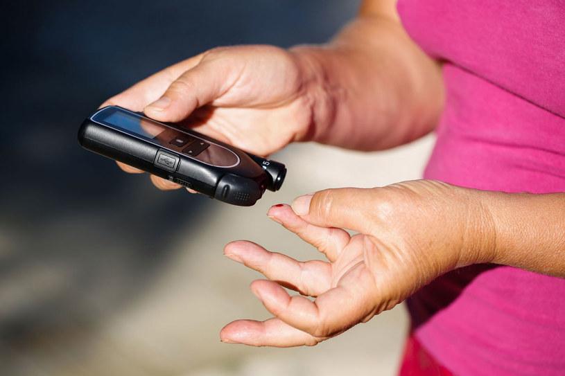Cukrzyca przez bardzo długi czas nie daje żadnych objawów /123RF/PICSEL