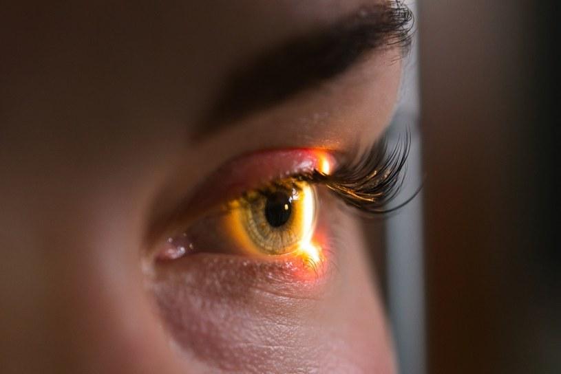 Cukrzyca uszkadza wzrok /©123RF/PICSEL
