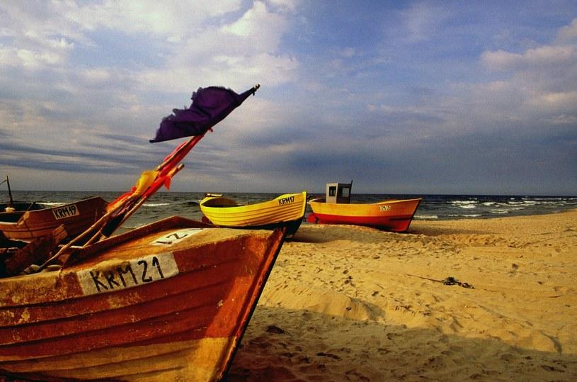 Cumują tu łodzie rybaków, od których możesz kupić świeże ryby /Wojtek Franus /Reporter