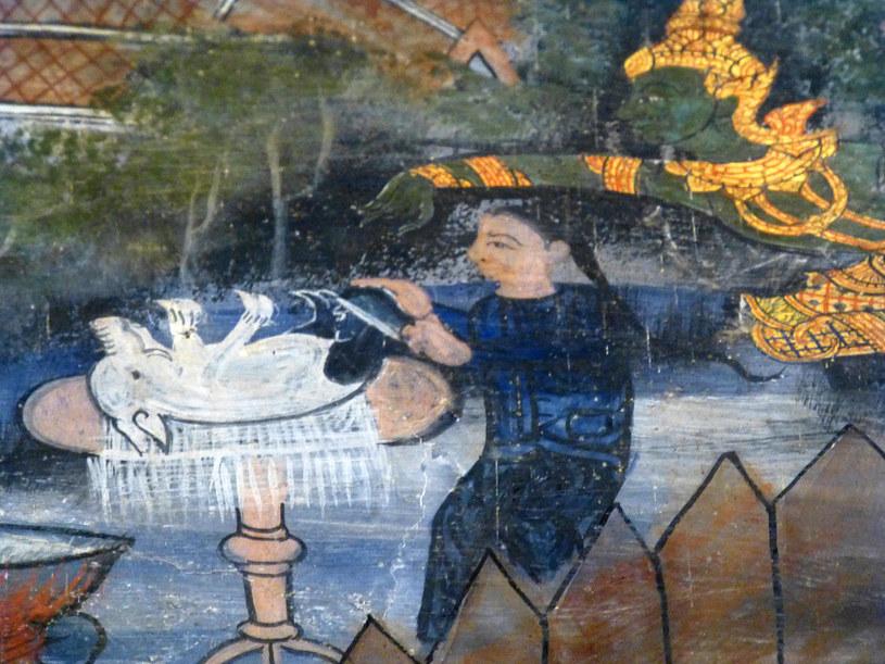 Cunda Kammāraputta - człowiek, który otruł samego Buddę... /Wikimedia Commons /materiały prasowe