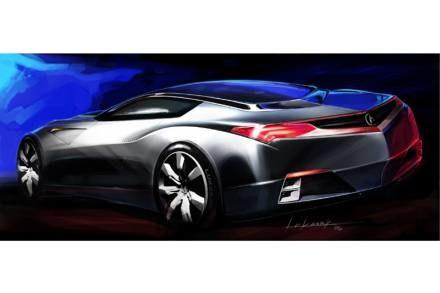 cura advanced sports car concept / Kliknij /INTERIA.PL