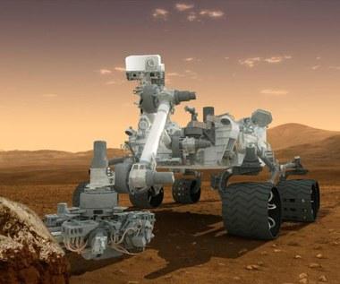 Curiosity wyszedł z safe mode, a Opportunity bada diuny