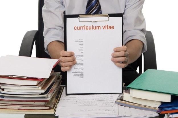 Curriculum Vitae to zawodowa wizytówka /123RF/PICSEL