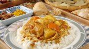 Curry na ostro