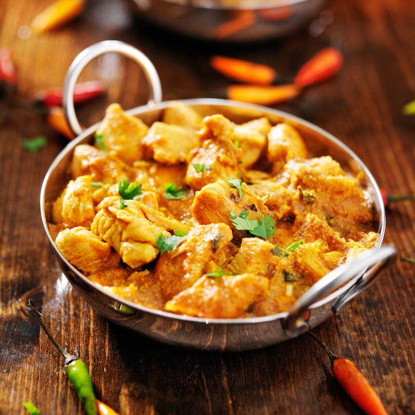 Curry na ostro /123RF/PICSEL