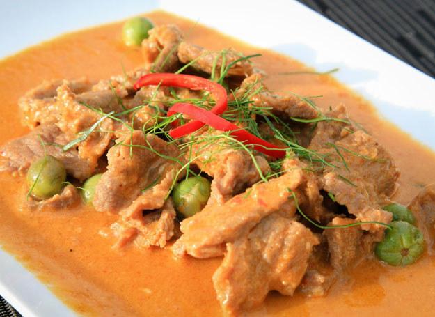Curry po tajsku /123RF/PICSEL