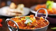 Curry z kurczaka i fasolki