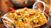 Curry zkurczaka w sosie kokosowym