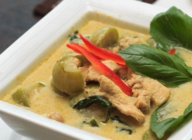 Curry z kurczaka /123RF/PICSEL