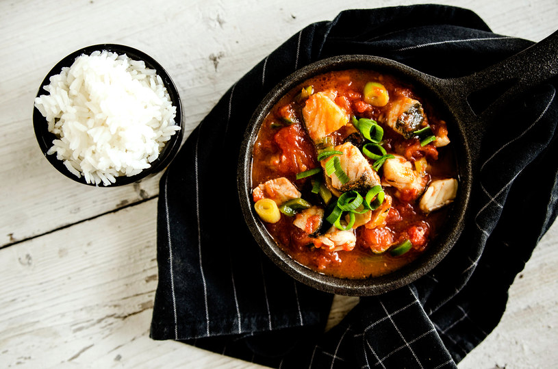 Curry z rybą czy curry z kurczakiem? Co wolicie? /INTERIA.PL