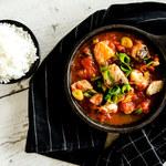 Curry z rybą