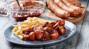Currywurst. Niemiecka kiełbasa na polskim stole