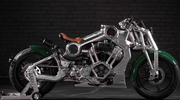 Curtiss Warhawk Motorcycle: Brutalny i bezcenny