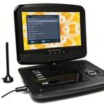 Cute 9TV - przenośny odtwarzacz DVD z wbudowanym telewizorem