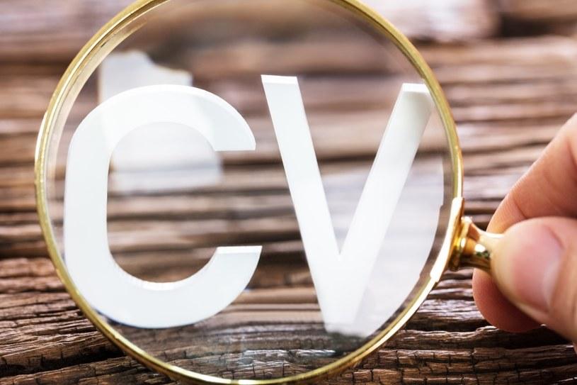 CV to pierwszy krok do sukcesu /©123RF/PICSEL