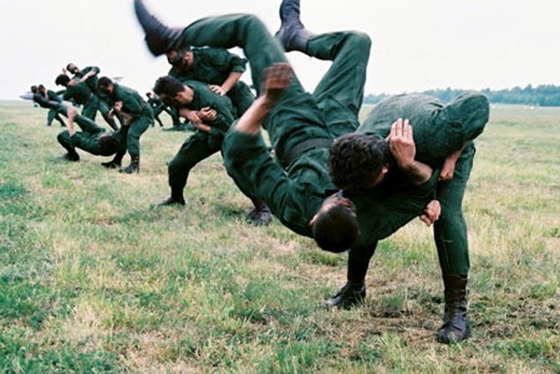 Ćwiczą komandosi z 56 Kompanii Specjalnej /Wikimedia Commons /materiały prasowe