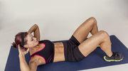 Ćwiczenia, które pomogą w walce o płaski brzuch