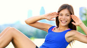 Ćwiczenia na jędrne uda i płaski brzuch