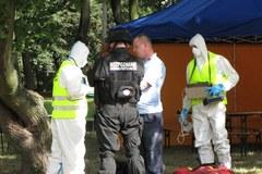 Ćwiczenia na wypadek skażenia radiacyjnego w Łodzi