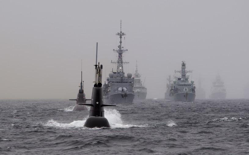 Ćwiczenia NATO w Norwegii /AFP