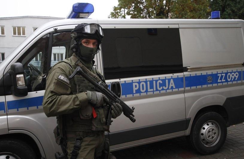 Ćwiczenia policji, zdj. ilustracyjne / Fot. Krystian Dobuszynski/ /Reporter