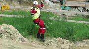 Ćwiczenia przy budowie zakopianki