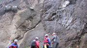Ćwiczenia ratowników górskich z całego świata na Górze Wdżar w ramach kongresu IKAR-CISA