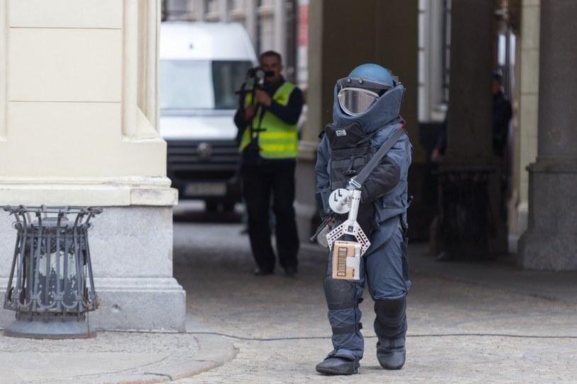 Ćwiczenia saperów, zdjęcie ilustracyjne /Krzysztof Kaniewski/REPORTER /Reporter