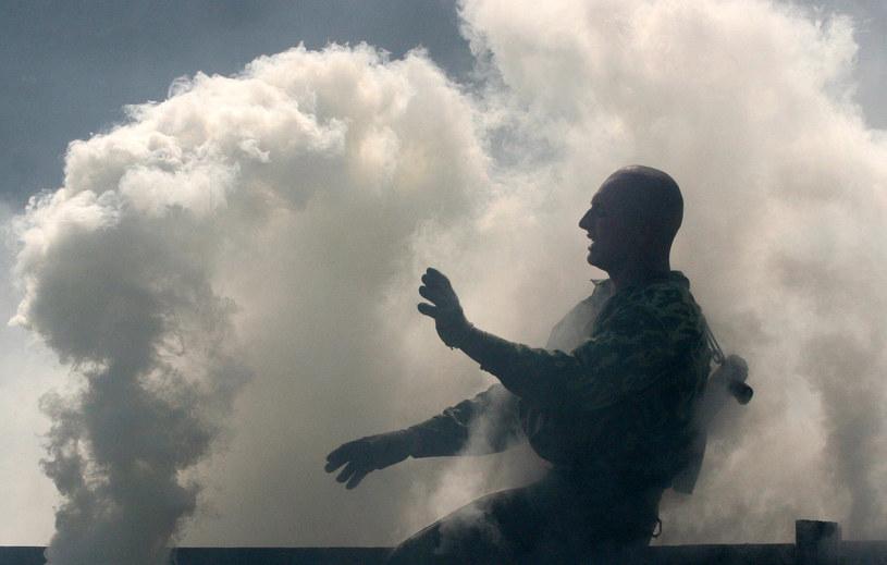 Ćwiczenia SOBR /AFP