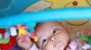 Ćwiczenia stymulujące wzrok niemowlęcia