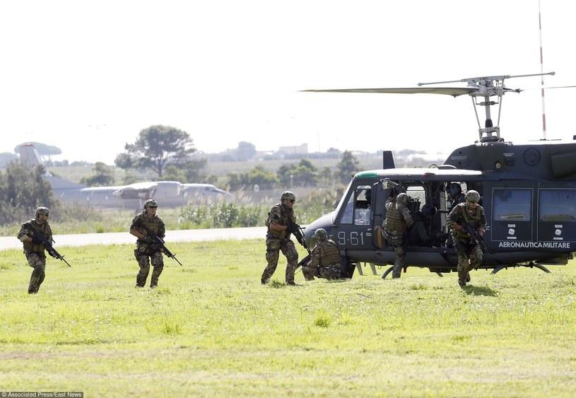 "Ćwiczenia ""Trident Juncture 15"" /East News"